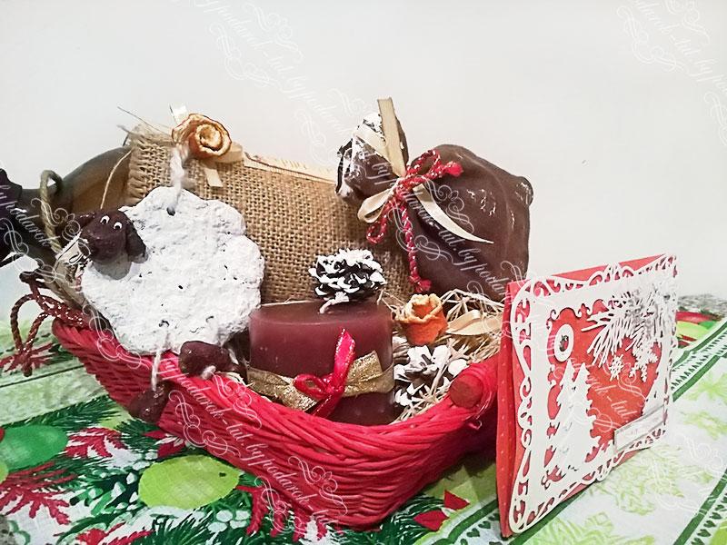 Новогодние подарки от ивкон-презент 574